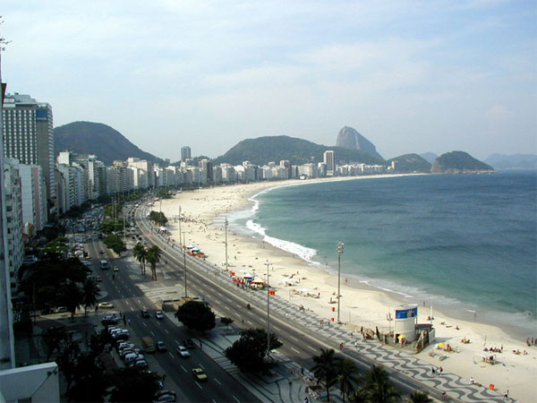 Copacabana (Бразилия)